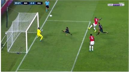Pha bỏ lỡ khó tin của Lukaku trong trận Siêu cúp với Real