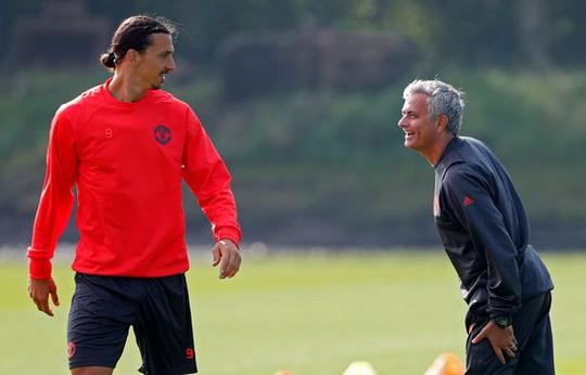 "Mourinho ""bảo kê"" cho Ibra, ẵm 10 triệu nếu có HCV SEA Games"