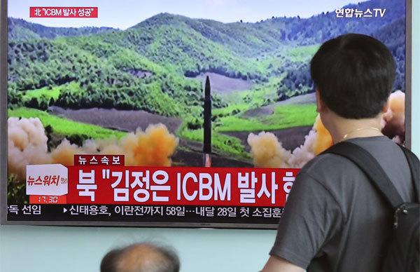 Mỹ, Triều Tiên, căng thẳng Triều Tiên,tấn công hạt nhân