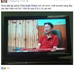 Dân buôn chợ mạng lợi dụng tên Trịnh Xuân Thanh bán hàng