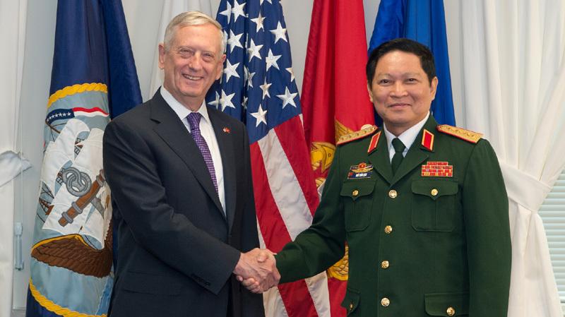 Tàu sân bay Mỹ lần đầu tiên sẽ thăm Việt Nam