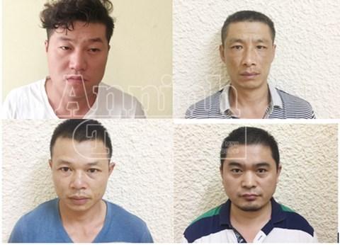 ATM, trộm cắp, người Trung Quốc,