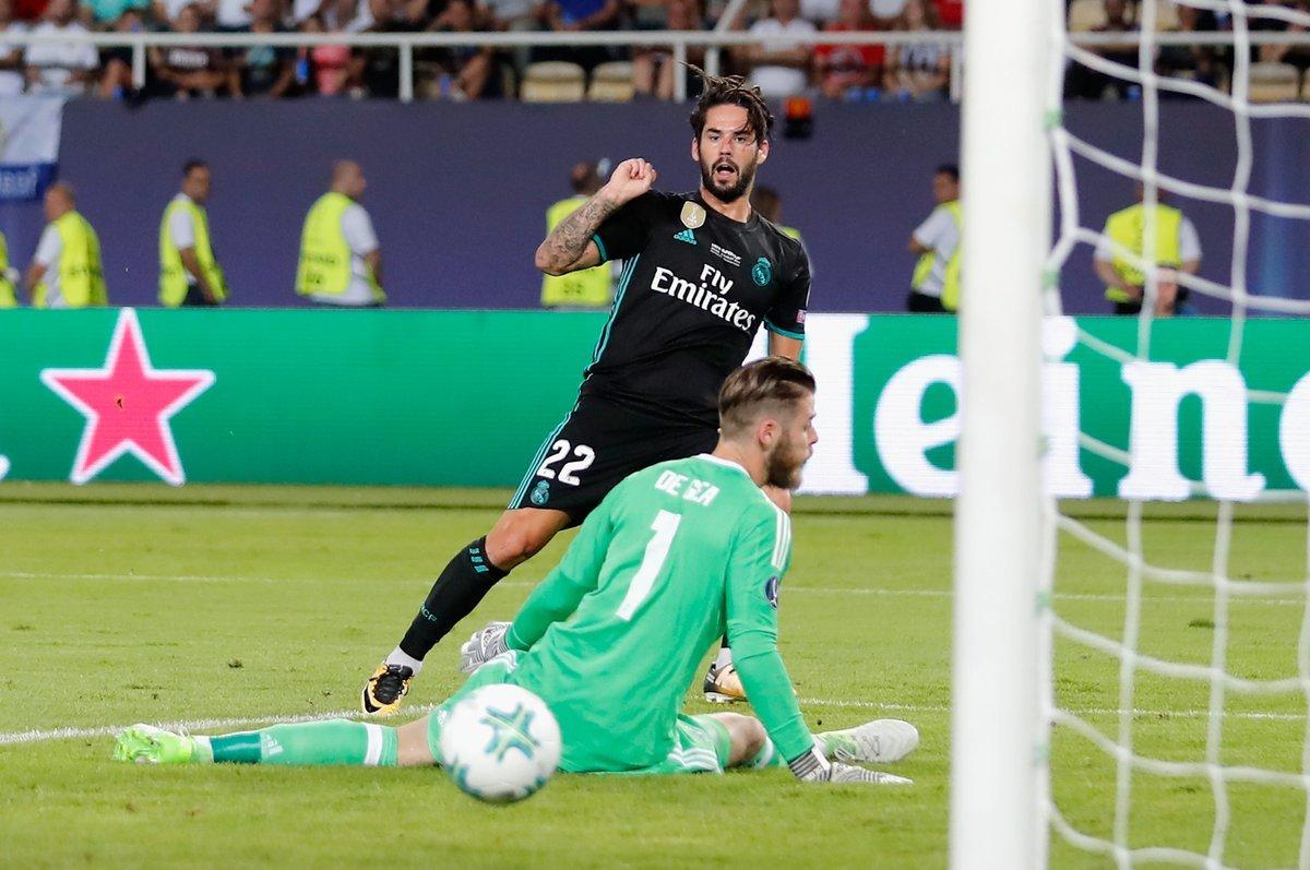 MU, Mourinho, Real Madrid, Siêu Cúp châu Âu