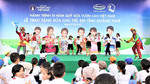 Trao 46.500 ly sữa cho trẻ em tỉnh Quảng Nam