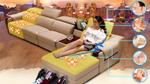Trải nghiệm sofa massage, nhận quà khủng