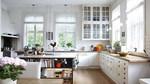 Các mẫu tủ bếp đẹp không thể thiếu trong những ngôi nhà hiện đại