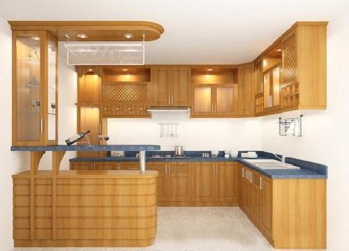 tủ bếp, nội thất nhà bếp, trang trí phòng bếp