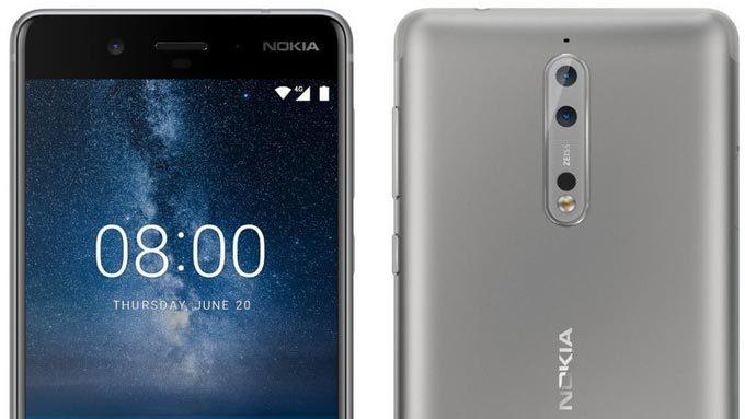 Nokia 8 sẽ được trang bị camera selfie 'khủng' 13MP