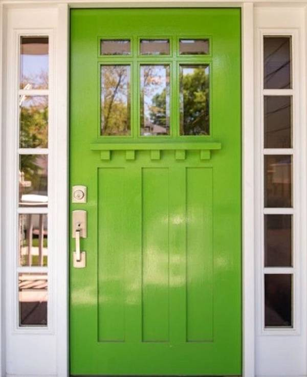 phong thủy, người mệnh Mộc, thiết kế cửa nhà theo phong thủy