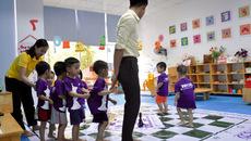 Ra mắt chương trình học cờ vua cho trẻ mầm non