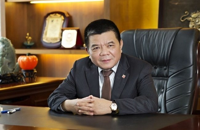 Trần Bắc Hà, BIDV, sếp ngân hàng, Phạm Công Danh, nợ xấu