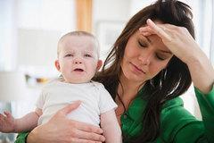 Mẹo cho mẹ bầu phòng tránh trầm cảm sau sinh