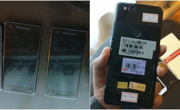 Google Pixel 2 sẽ bỏ giắc tai nghe, màn hình cong như Galaxy S8