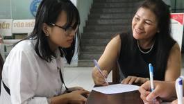 Thí sinh khuyết tật được nhận học đại học