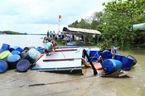 Truy tố 2 người vụ chìm tàu 2 mẹ con tử vong trên sông Sài Gòn