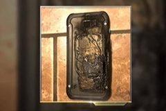 Thêm một vụ smartphone Samsung bị tố bất ngờ bốc cháy