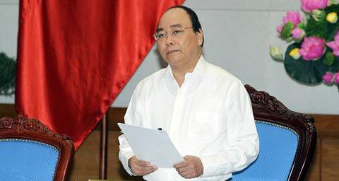 Thủ tướng chủ trì họp Ban Cán sự Đảng Chính phủ