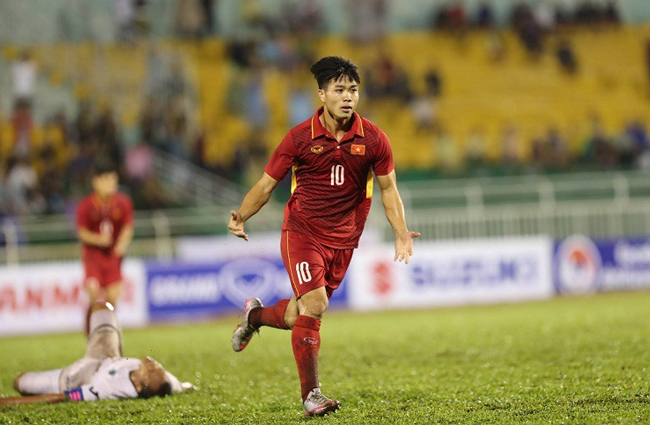 U22 Việt Nam, Công Phượng, HLV Hữu Thắng