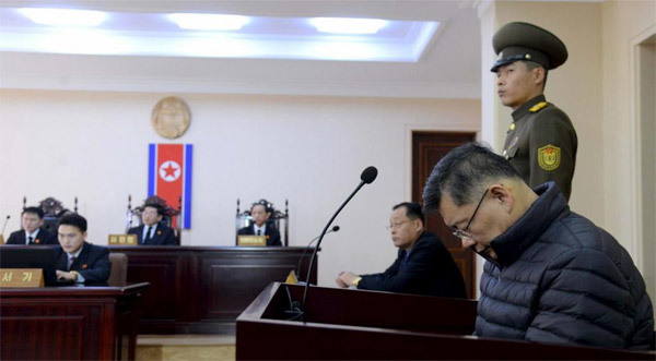 Triều Tiên bất ngờ thả tù nhân người Canada