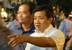 Ông Đoàn Ngọc Hải trảm bãi giữ xe trước cổng UBND quận 1 - ảnh 5