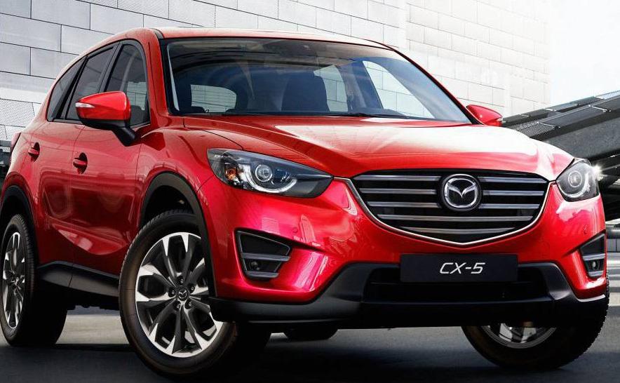 Mazda CX-5 giảm giá kỷ lục về dưới 800 triệu