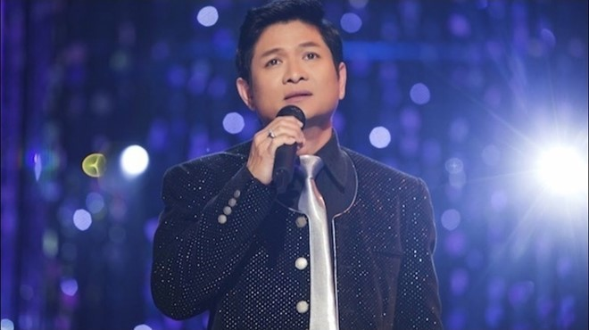 Ca sĩ Mạnh Đình trở lại với '100 năm âm nhạc Việt Nam'