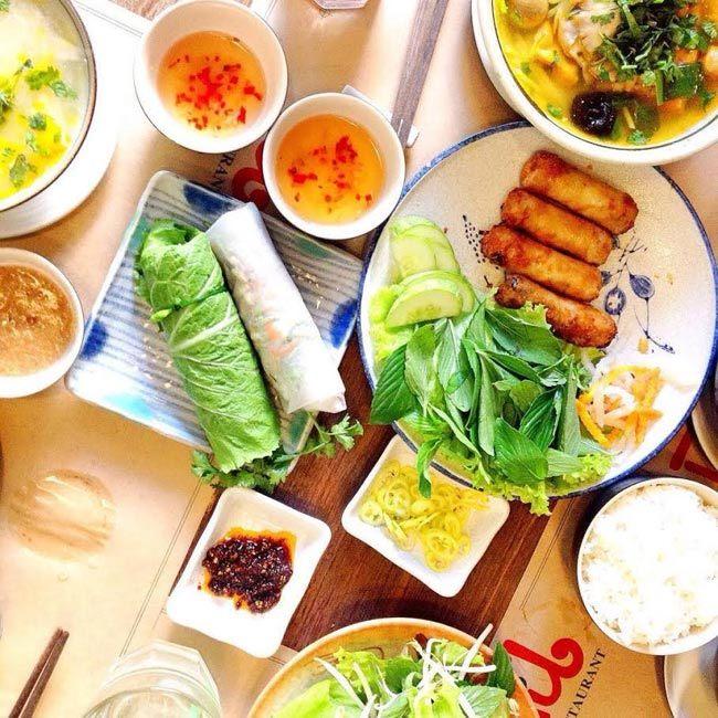 5 quán đồ chay lạ miệng tại Sài Gòn