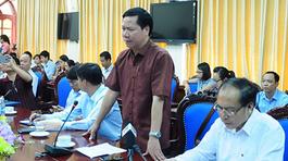 Vụ chạy thận 8 người chết: Cách chức Giám đốc BV tỉnh Hoà Bình 1 năm