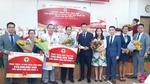 Hơn 1,2 tỷ đồng dành cho bệnh viện Nhi Đồng II