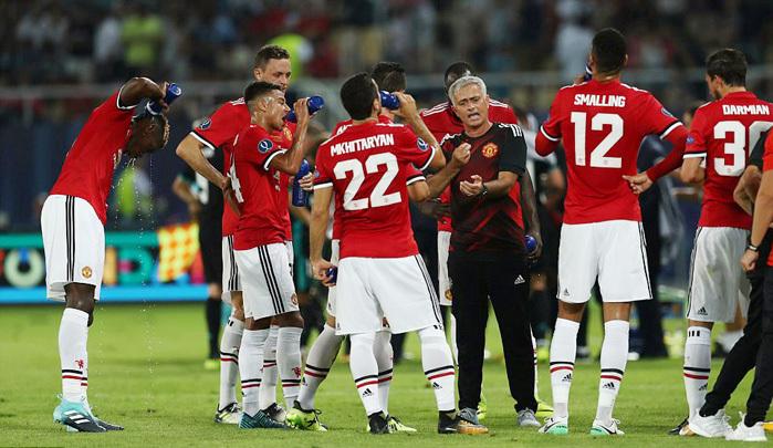 MU, Mourinho, Real, Rashford, Pogba, Lukaku