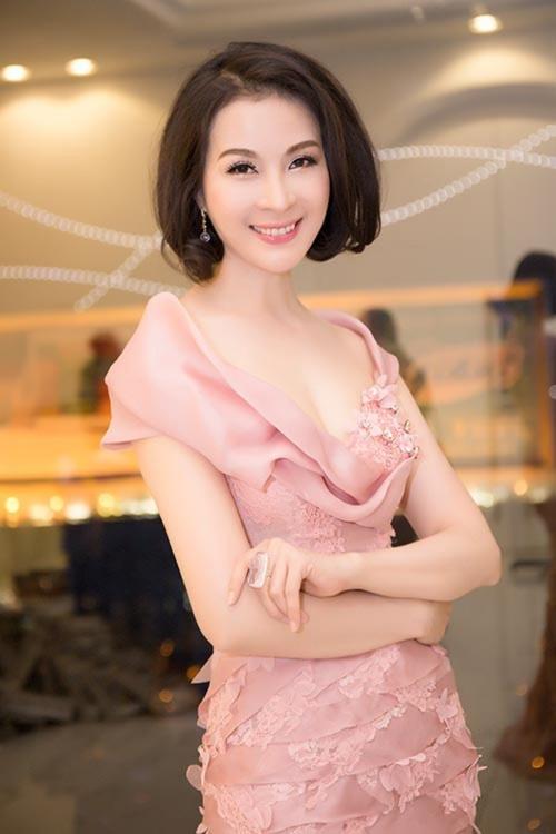 MC Kỳ Duyên, Thanh Mai, làng sao