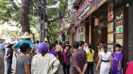 Người Hàn Quốc treo cổ tử vong trên phố Hải Phòng