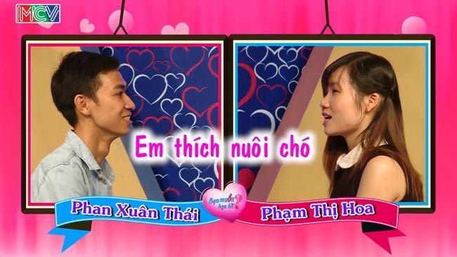 Bạn muốn hẹn hò 164, Game Show hót nhất, MC Quyền Linh, MC Cát Tường