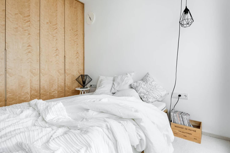 Căn hộ nhỏ 2 tầng 3 phòng ngủ tiết kiệm diện tích