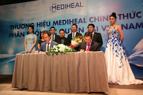 Mỹ phẩm Hàn Quốc Mediheal ưu đãi mua 1 tặng 1