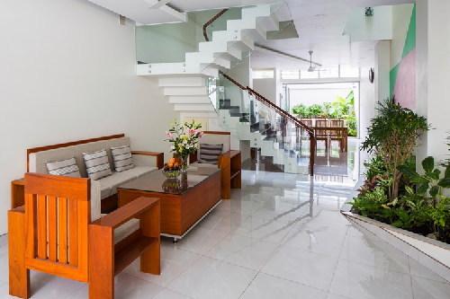 nhà đẹp, thiết kế nhà, trang trí nhà 3 tầng, nhà bọc thép