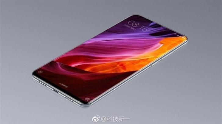 Xiaomi, Xiaomi Mi Mix, Điện thoại Xiaomi