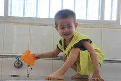 Thông tin mới vụ bé trai 2 tuổi bị bỏ rơi ở Sài Gòn