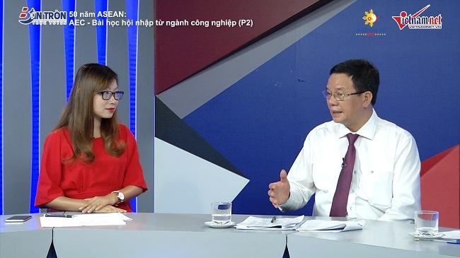 ASEAN, 50 năm ASEAN, Cộng đồng kinh tế ASEAN, AEC, công nghiệp ô tô, thuế ô tô, ô tô ASEAN