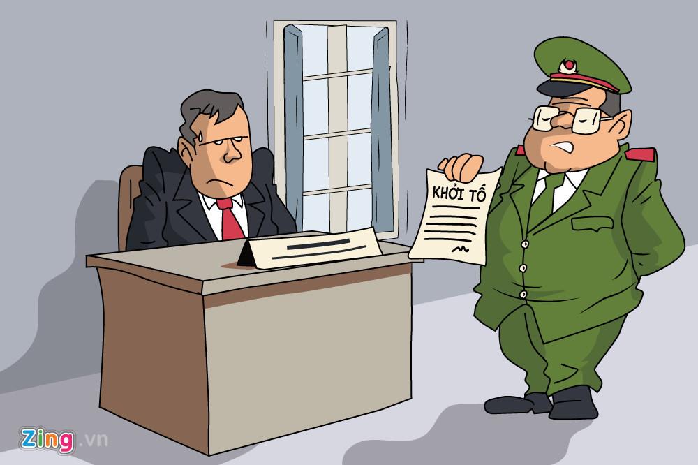 Đại gia Việt và những rắc rối pháp lý