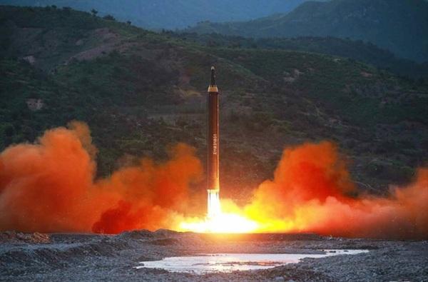 Triều Tiên, tên lửa Triều Tiên, tình hình Triều Tiên, Guam