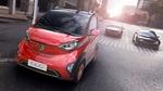 Cận cảnh ô tô điện giá hơn 100 triệu đồng