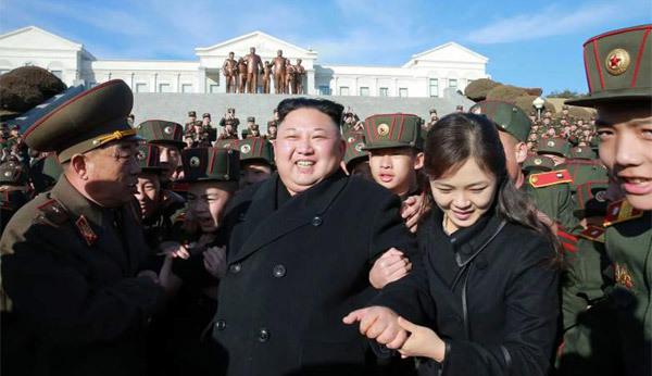 Cuộc sống bí ẩn của 'con gái' Kim Jong Un