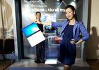 Laptop LG gram ra mắt, nặng 940gram, pin 17,5 tiếng
