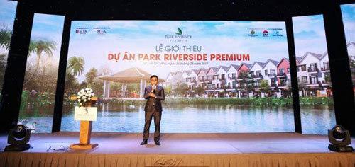 Dự án Park Riverside Premium được thị trường 'hấp thụ thần tốc'