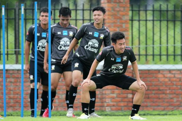 U22 Thái Lan hoà bẽ bàng trước ngày dự SEA Games 29