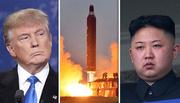 Ông Trump nói cảnh báo Triều Tiên có thể 'chưa đủ rắn'