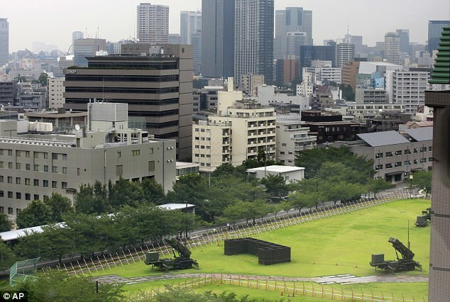 Nhật chuyển hệ thống phòng thủ tên lửa vào thủ đô