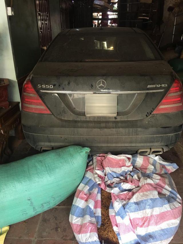 siêu xe bị bỏ rơi, siêu xe, xe siêu sang, Mercedes, xe sang