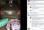 Ô tô Mercedes S550 bỏ xó như phế liệu ở Sơn La